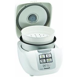 Panasonic 10-Cup One-Touch Fuzzy Logic Rice Cooker - SR-DF18