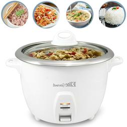 10 Cups Electric Rice Cooker And Food Steamer Warmer Stainle