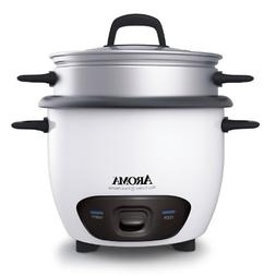 14-Cup Cooked 7-Cup UNCOOKED Pot Style Rice Cooker and Food