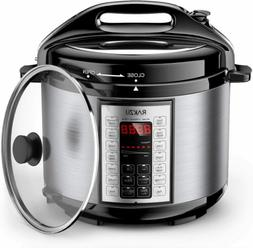 16 in 1 Multi Steamer LED Touch Control Rice Cooker with Ste