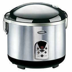 20 cup smart digital rice cooker