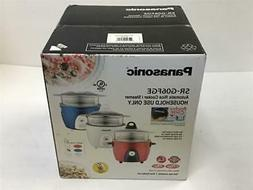 Panasonic 3 Cup Uncooked Automatic Rice Cooker with Steamer