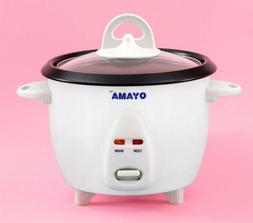 Oyama 3 Cup  Traditional Rice Cooker-Warmer