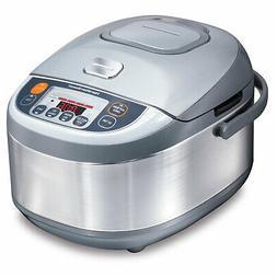Hamilton Beach 37570 3.5 Quart Bowl Multi Function Rice Cook