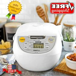 Tiger 5.5-Cup Micom Rice Cooker & Warmer - Free Shipping