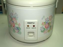 Tiger 5.5 cup Rice Cooker / Keeper JNP-1000