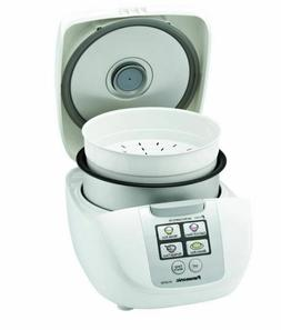 Panasonic 5-Cup One-Touch Fuzzy Logic Rice Cooker - SR-DF101