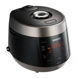 CUCKOO 6 Cups Electric Pressure Rice Cooker CRP-P0610FD Kore