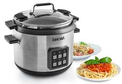 Aroma Aroma 6 Qt. Pasta and Rice Cooker -Brand New in Shrink