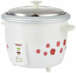 Prestige 700-Watts Delight Electric Rice Cooker with 2 Alumi