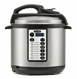 BELLA  10-In-1 Multi-Use Programmable 6 Quart Pressure Cooke