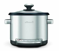 Breville BRC600XL The Risotto Plus Sauteing Slow Rice Cooker