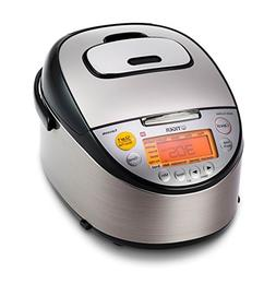 Tiger JKT-S10U-K IH Rice Cooker with Slow Cooking and Bread