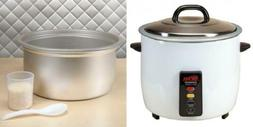 Aroma 48-Cup   Commercial Rice Cooker 24-Cup