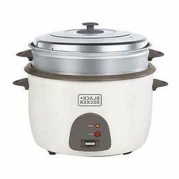 Black & Decker RC4500 220 Volts  Rice Cooker,
