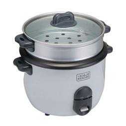 Black & Decker RC1860 7.6 Cup Rice Cooker 220 Volts Export O