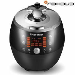 Cuchen CJS-FC1003F Electric Pressure Rice Cooker Automatic S