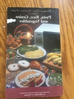 Classic Microwave Recipes Vol 2 Pasta Rice Grains Vegetable