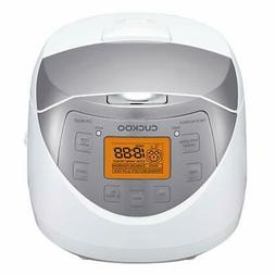 Cuckoo CR-0632F Multifunctional Rice Cooker and Warmer, 6-Cu