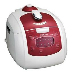 CUCKOO CRP-FA0621MR Pressure Rice Cooker For 6 Persons 220V