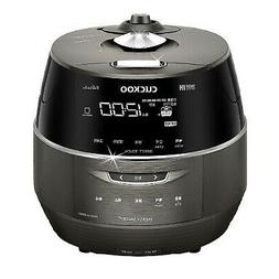 cuckoo full stainless twin pressure rice cooker