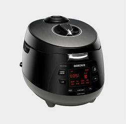 Pressure Rice Cooker Full Stainless over For 10 Person CRP-