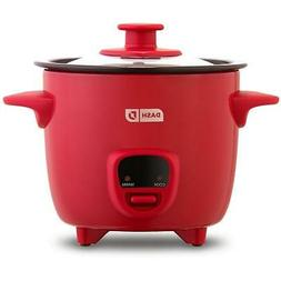DASH 2-Cup Versatile Mini Rice Cooker with 14 Recipes