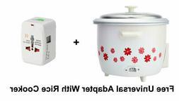 Prestige Delight Electric Rice Cooker 700 Watt 2 Aluminium C