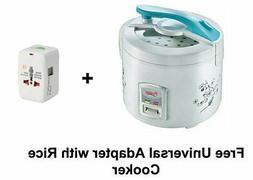 delight electric rice cooker 700 watt 230