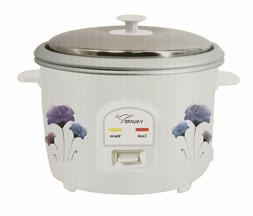 Delight Electric Rice White Cooker 2 Aluminium Cooking Pan P