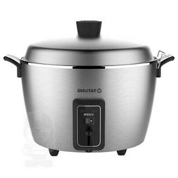 DHL - New TATUNG TAC-11J-MM Stainless Indirect Heating Rice