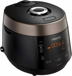 Cuckoo Electric Heating Pressure 10 Cup Rice Cooker CRP-P100