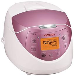 Cuckoo 6 Cup Electric Heating Rice Cooker 110v Pink Pot Stea