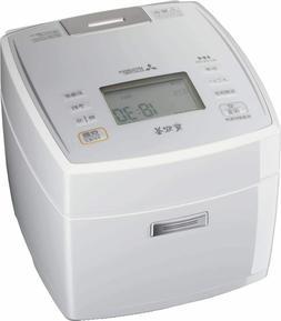 Mitsubishi Electric Japan IH Rice Cooker 5.5cups Pure White