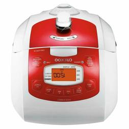 Cuckoo Electric Pressure Rice Cooker Kitchen Food Home