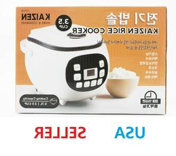electric rice cooker 3 5 cup non