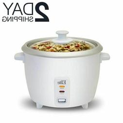 Electric Rice Cooker Automatic Keep Warm Soup Stew Grains Ki