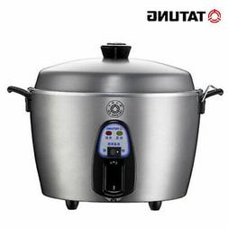 TATUNG 6 CUP PERSON 220V Stainless Rice Cooker TAC-06I-NM A