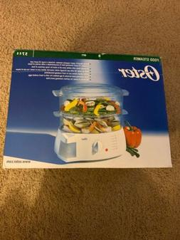 OSTER Food Steamer Model 5711 NEW In Box