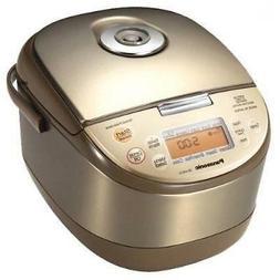 Panasonic IH Electronic Rice Cooker 1.0L  SR-JHS10-N / 220V