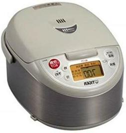 TIGER IH rice cooker JKW-A18W  220V Japan Free Shipping 1.8L
