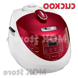 CUCKOO Induction Heating Pressure Rice Cooker CRP-HPF0660SR