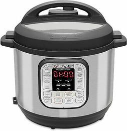 Instant Pot Duo 7-in-1 Electric Pressure Cooker, Sterilizer,