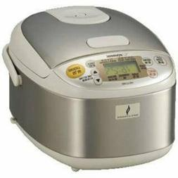 Japanese ZOJIRUSHI Rice Cooker 3 Cups Steamer Warmer 220-230