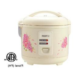 Tiger Jaza18U Rice Cooker 10Cup Electric Steamer