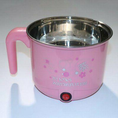 1.8L Stainless Cooker with Pot Pot#E