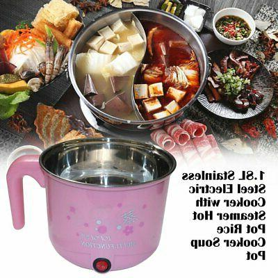 1 8l stainless steel electric cooker