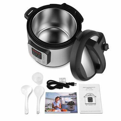 7-in-1 6 Qt, for Rice Cooker