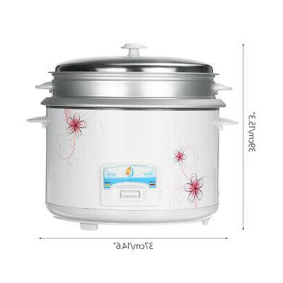 10L 1600W 110V Automatic steam Cook