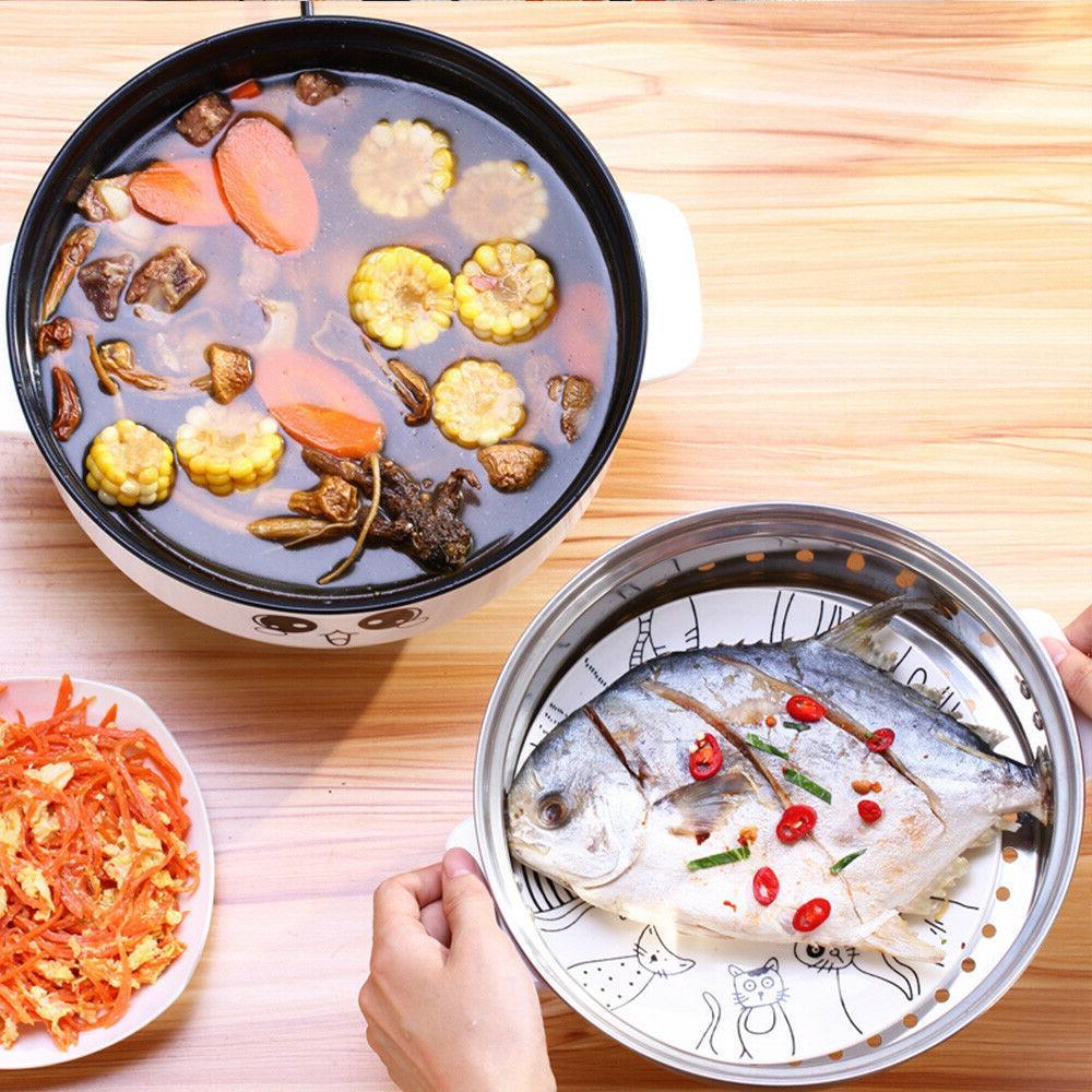 Student Steel Cooker Hot Rice Cooker Pot